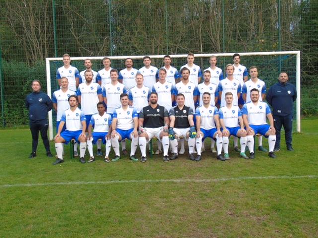 Die 2. Mannschaft des SV Hochlar 28