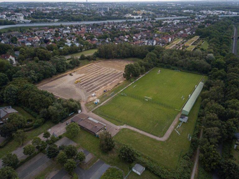 SV Hochlar Platz